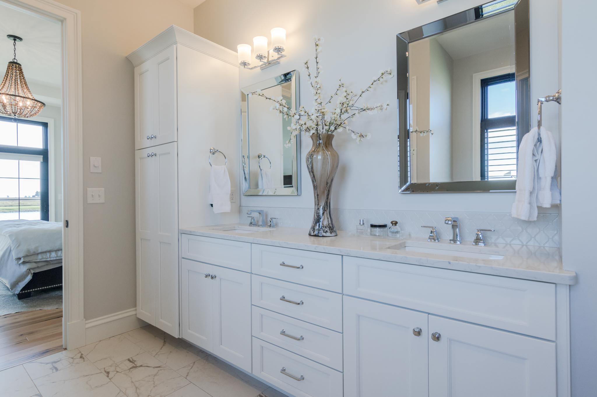 Custom Home Builders In Bloomington Champaign Keystone Homes - Bathroom remodel bloomington il
